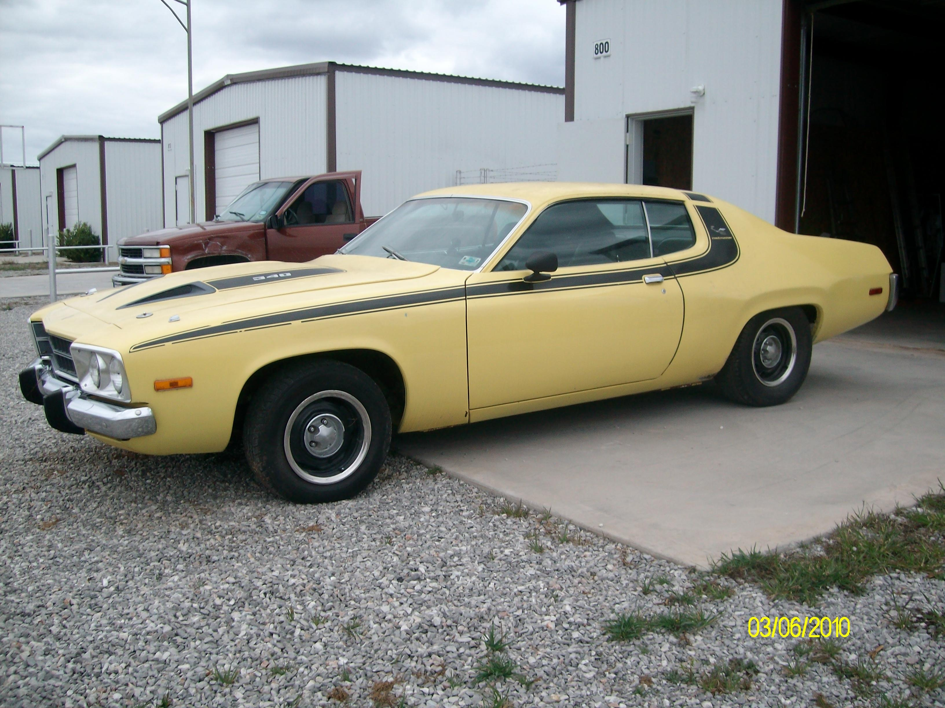 Another my73beepbeep 1973 Plymouth Roadrunner post... - 15206266