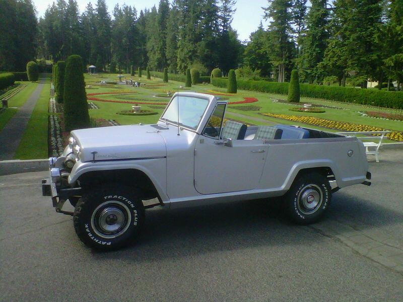 Another JPthingToo 1968 Jeep Commando post... - 15206639
