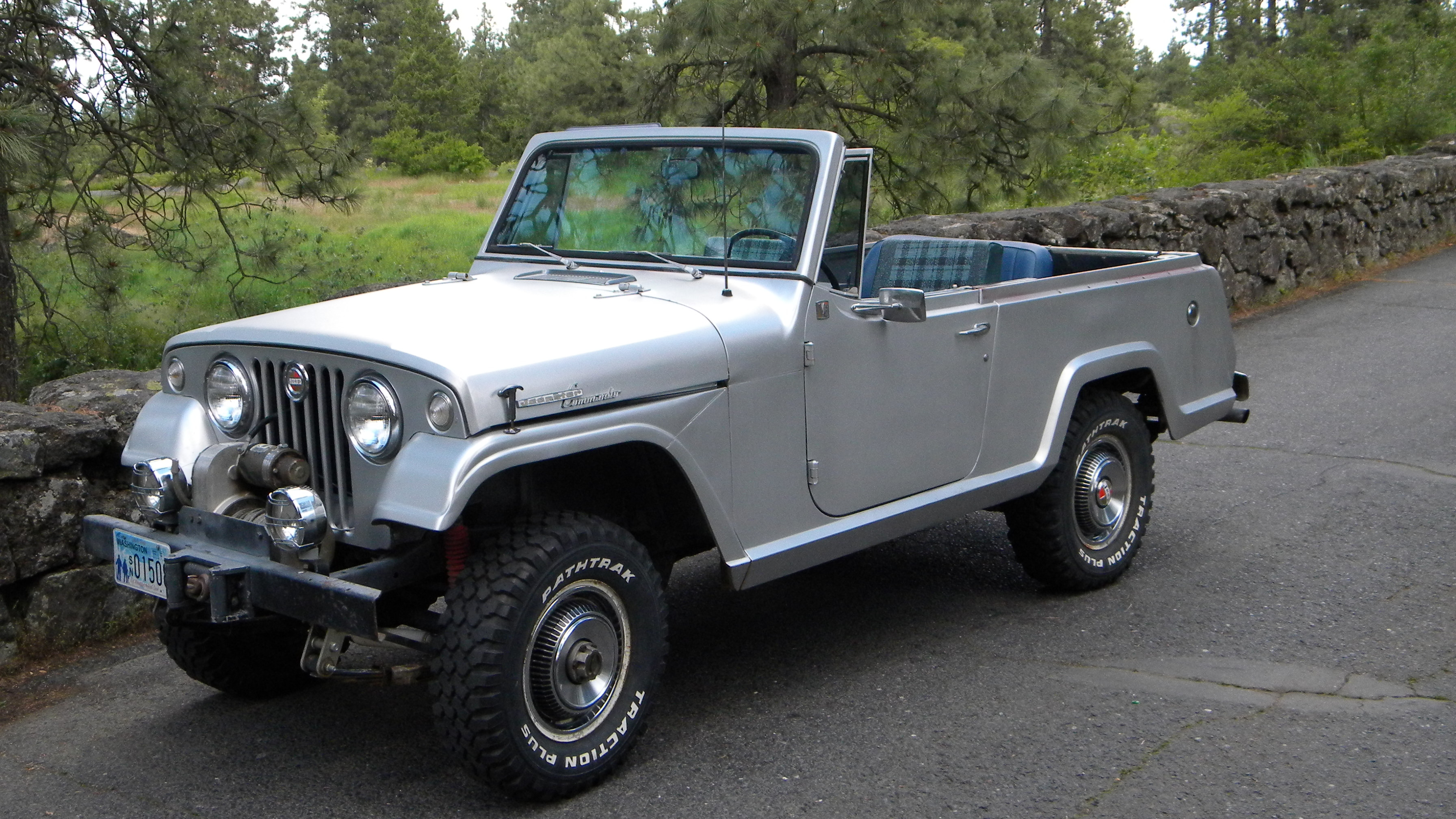 Another JPthingToo 1968 Jeep Commando post... - 15206640