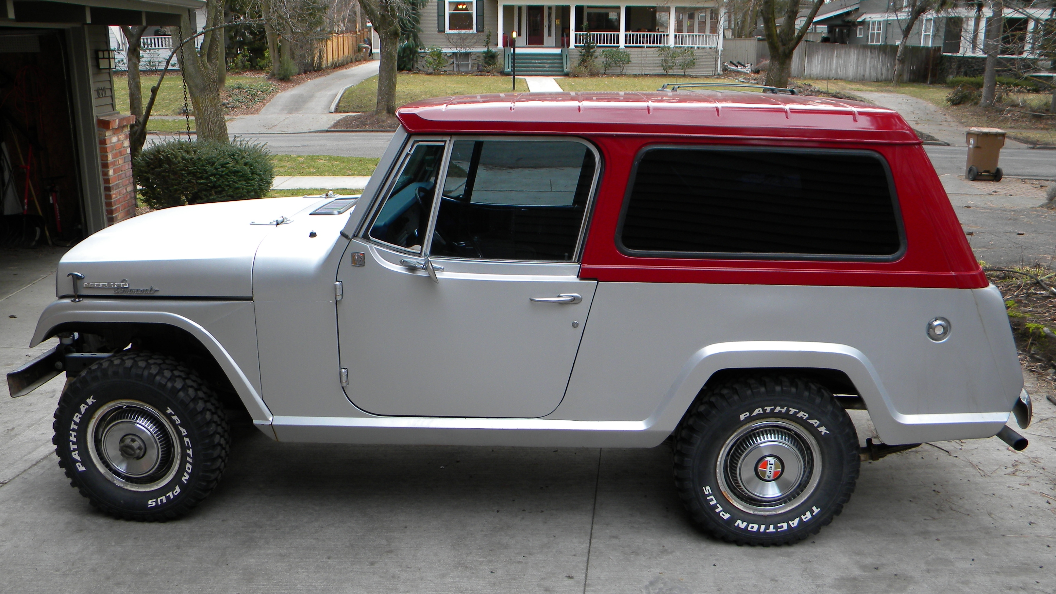 Another JPthingToo 1968 Jeep Commando post... - 15206641