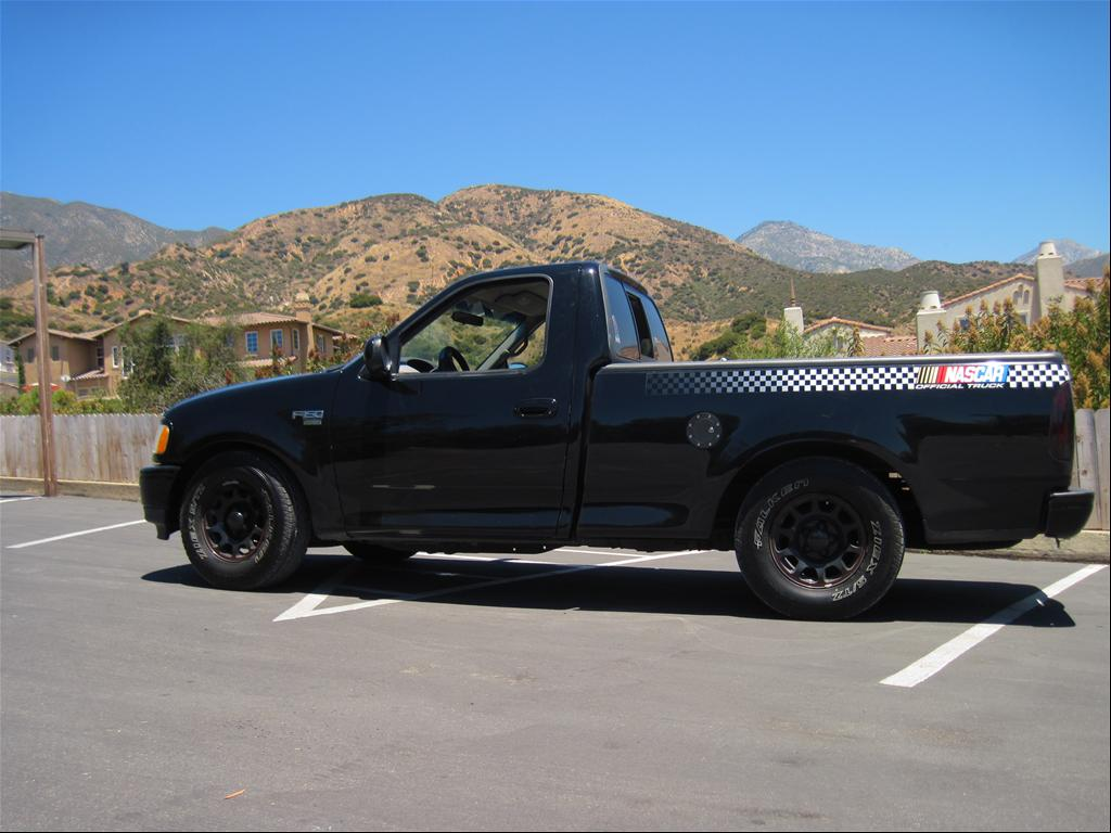Nascar150 s 1998 ford f150 regular cab short bed in claremont ca