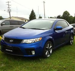 Koup636s 2011 Kia Forte
