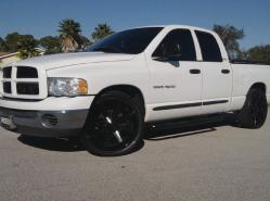 THAFINEST23s 2002 Dodge Ram 1500 Quad Cab