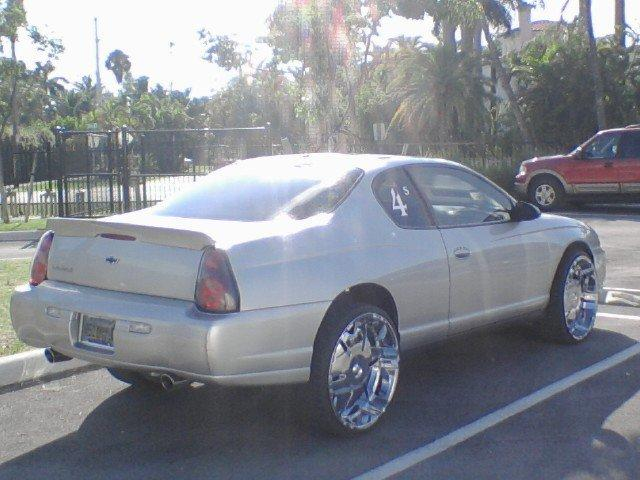 24johndoe 2005 Chevrolet Monte Carloss Coupe 2d Specs