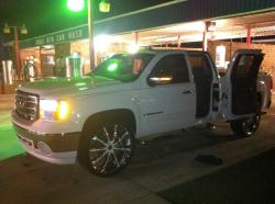 GMCrider26sCRDs 2008 GMC Sierra 1500 Extended Cab 