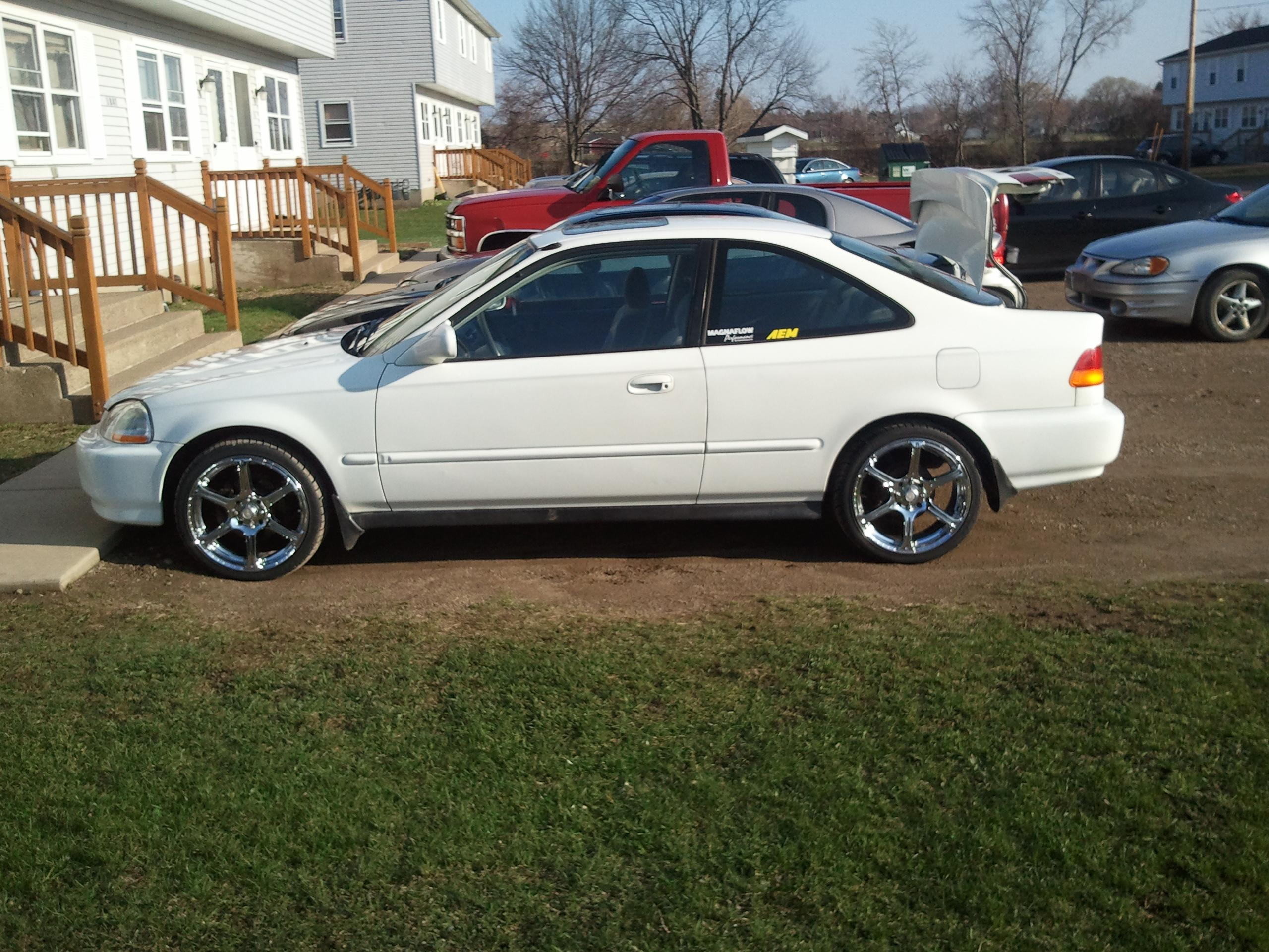 jddrakes 1998 honda civicex coupe 2d specs photos. Black Bedroom Furniture Sets. Home Design Ideas