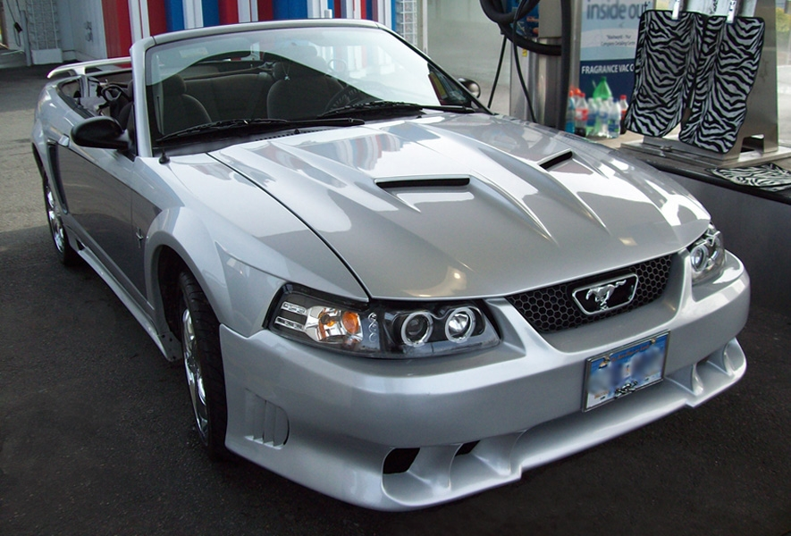 silver 6 droptop 2002 ford mustangconvertible 2d specs photos modification info at cardomain. Black Bedroom Furniture Sets. Home Design Ideas