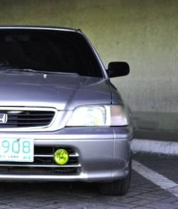mark26mark 1997 Honda City