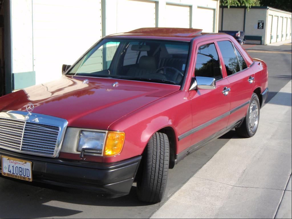 Elk812002 39 s 1989 mercedes benz 300e in fresno ca for Mercedes benz 300e for sale