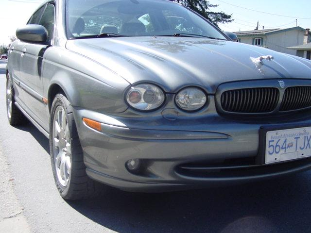Another 544040 2002 Jaguar X-Type post... - 15210181