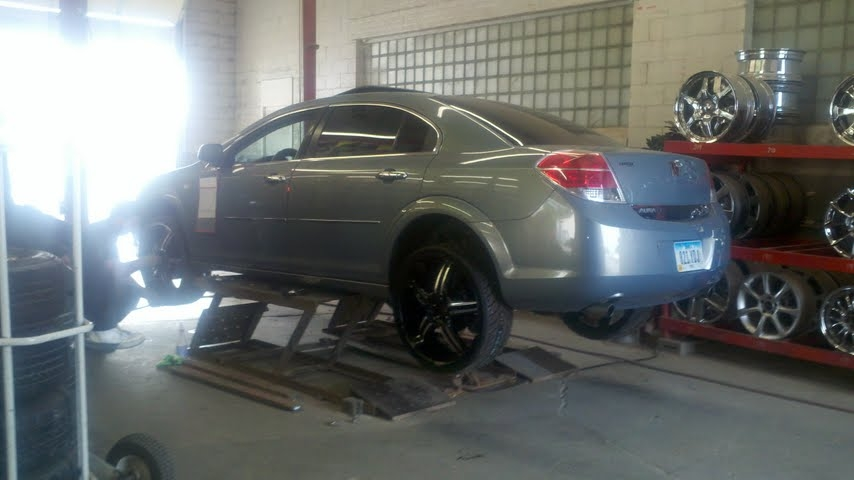 Another 04GPGT2 2007 Saturn Aura post... - 15210307