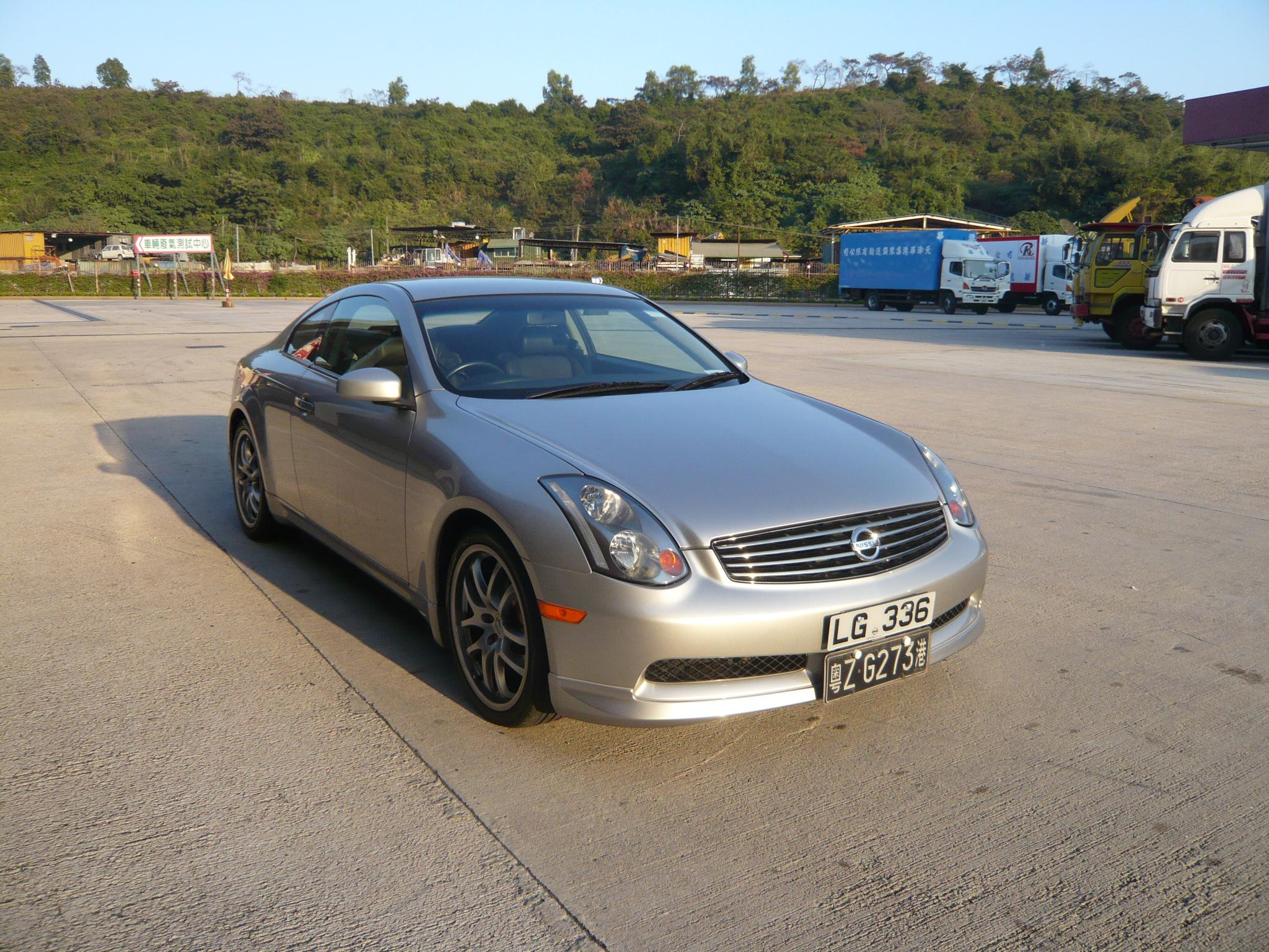 Another Michael336 2006 Nissan Skyline post... - 15210479