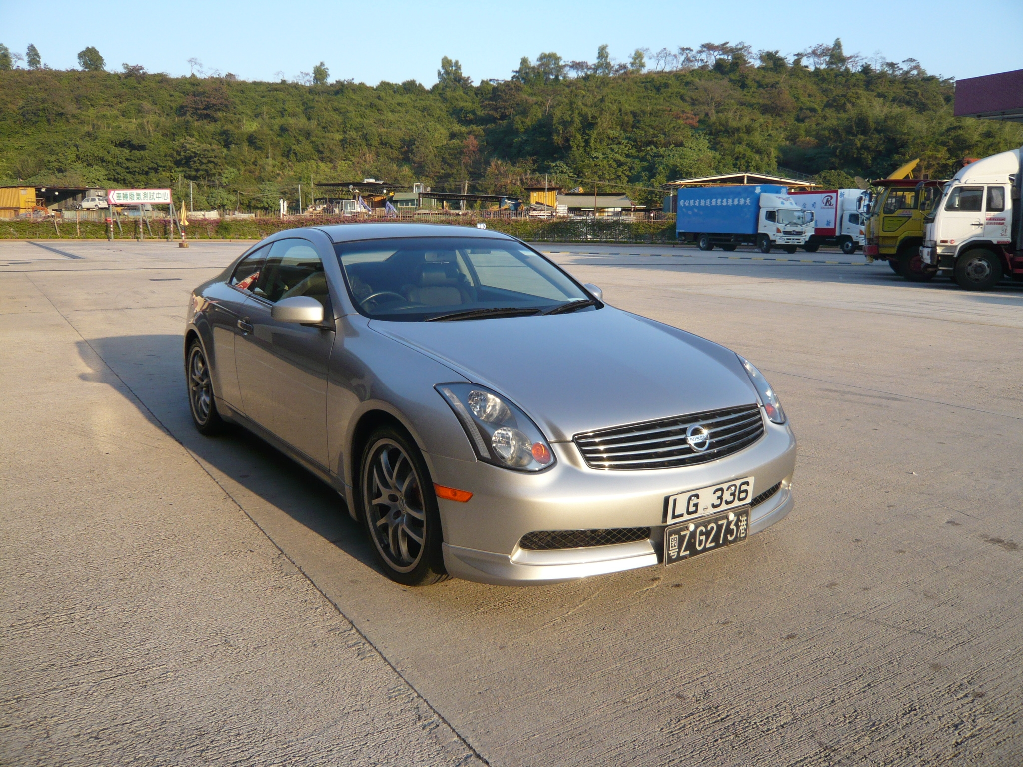 Another Michael336 2006 Nissan Skyline post... - 15210481