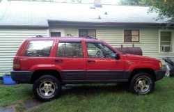 RedRocket377s 1994 Jeep Grand Cherokee