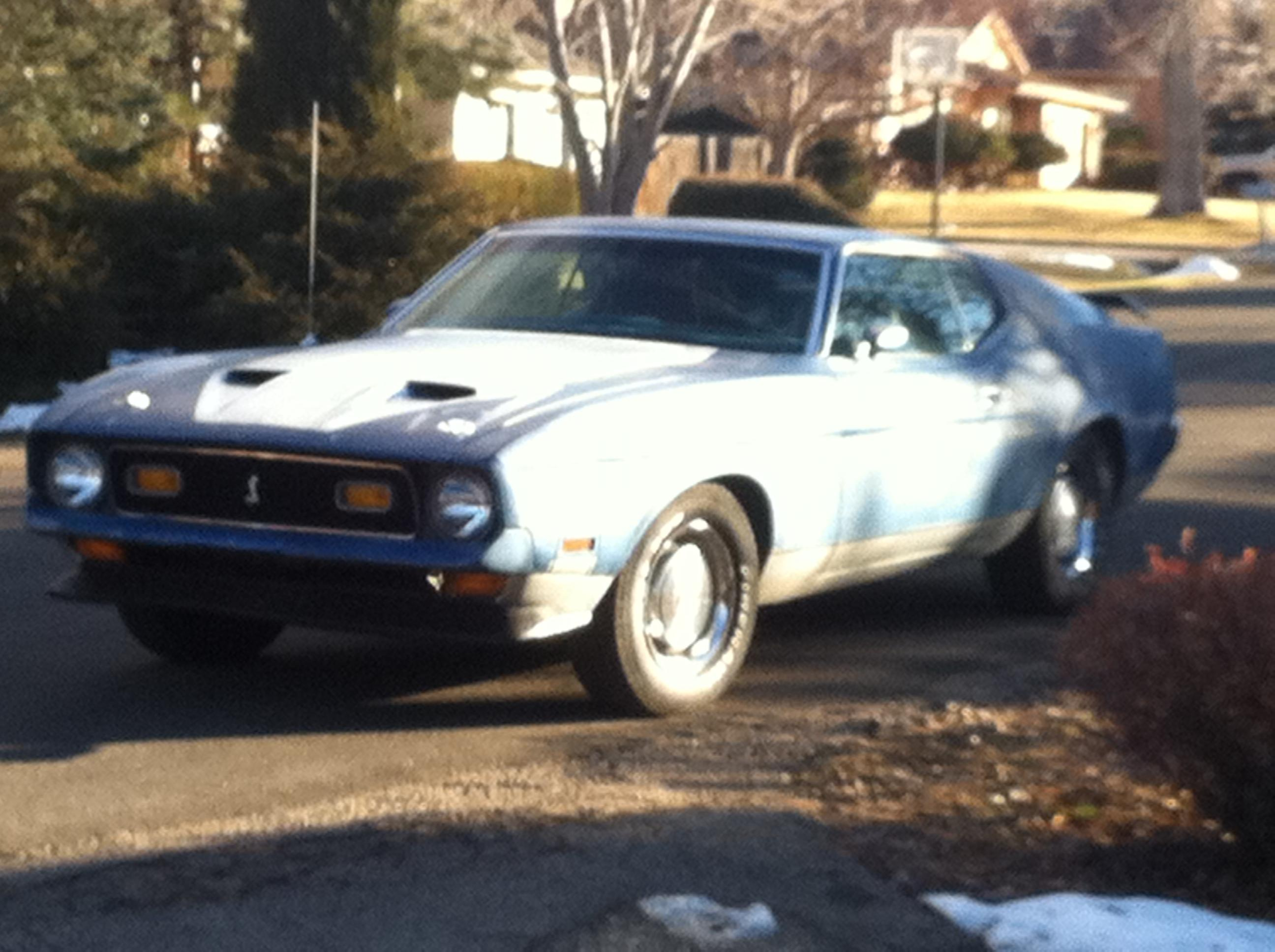 Mach1time23 1971 Ford Mustang
