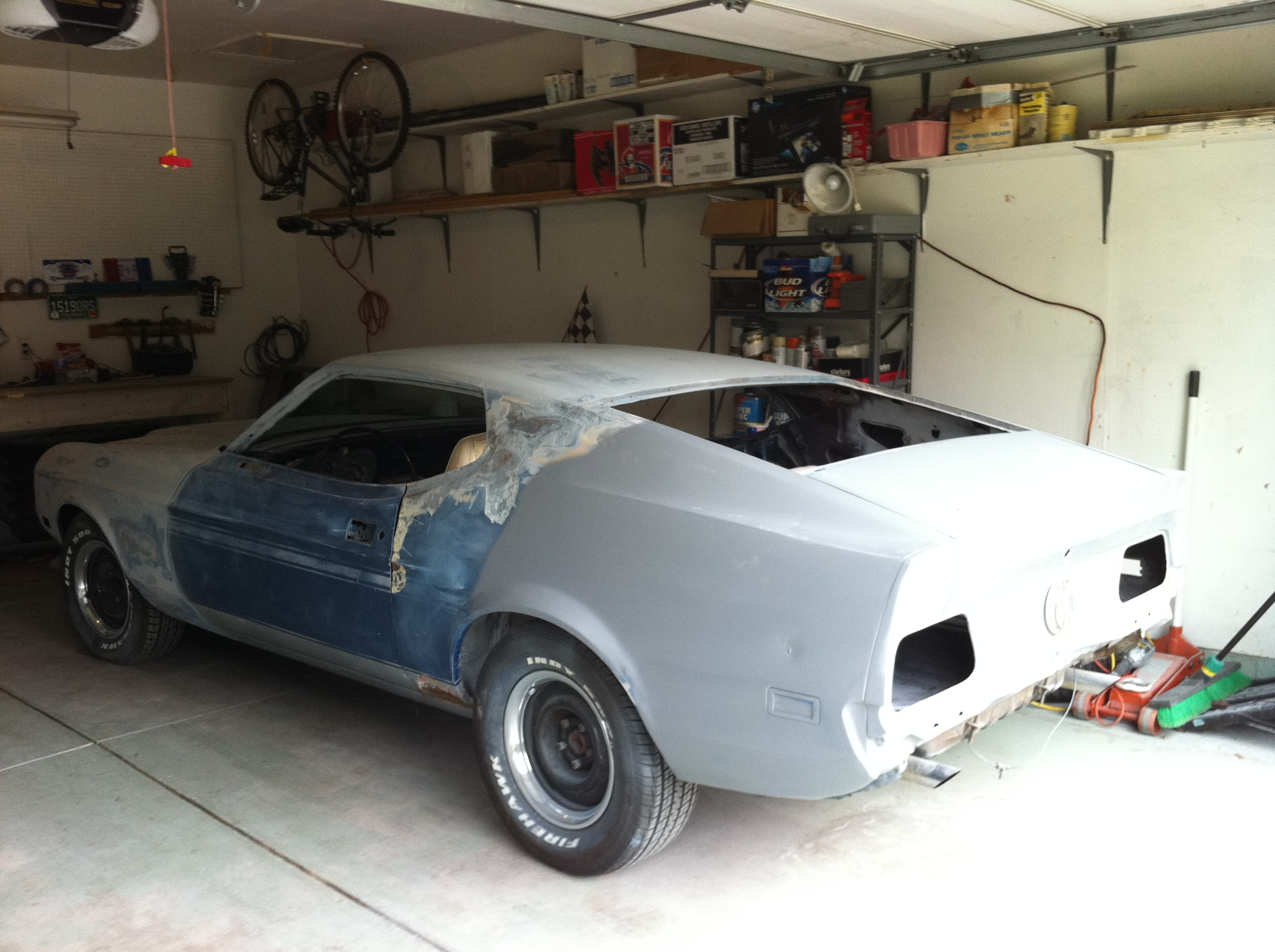 Another Mach1time23 1971 Ford Mustang post... - 15210813