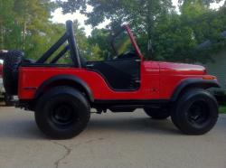 BamaCJ5s 1978 Jeep CJ5