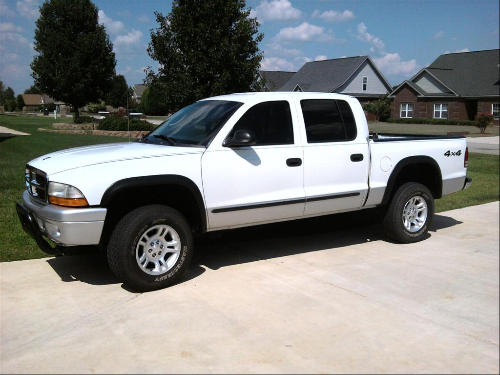 cjw1194 2003 Dodge Dakota Quad Cab