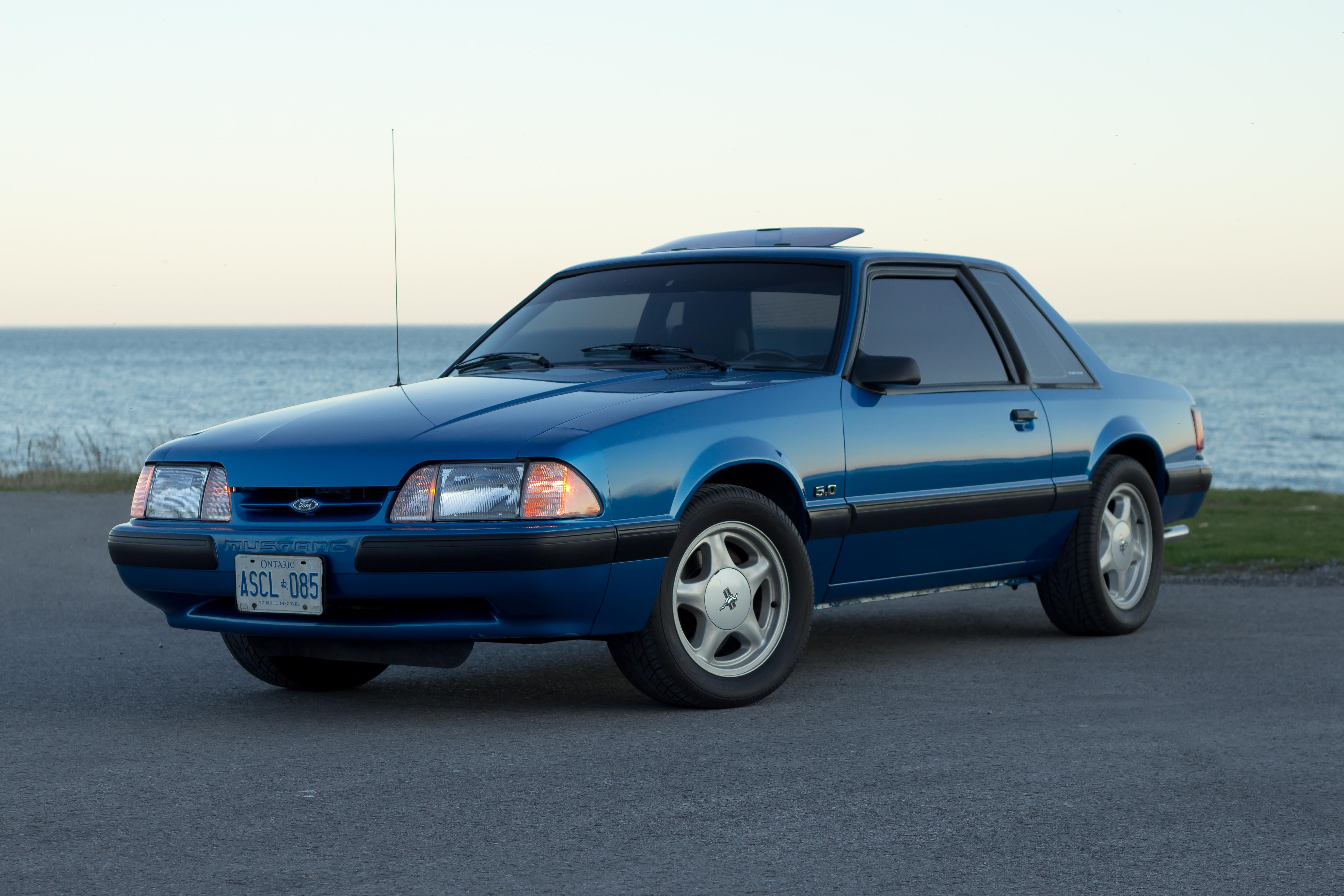 Evil Edge 1989 Ford Mustang Specs Photos Modification