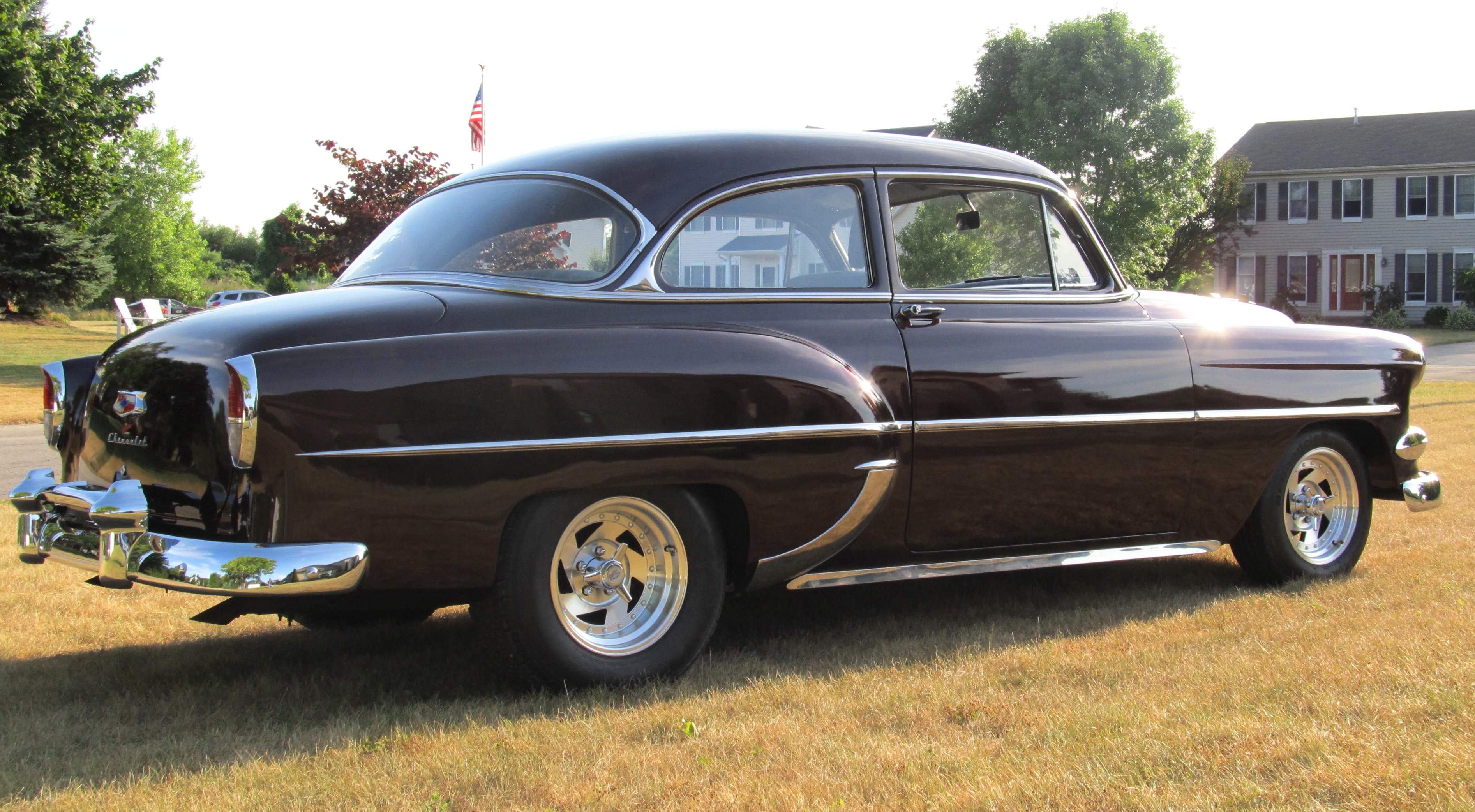 Another asfltetr 1954 Chevrolet 210 post... - 15212378