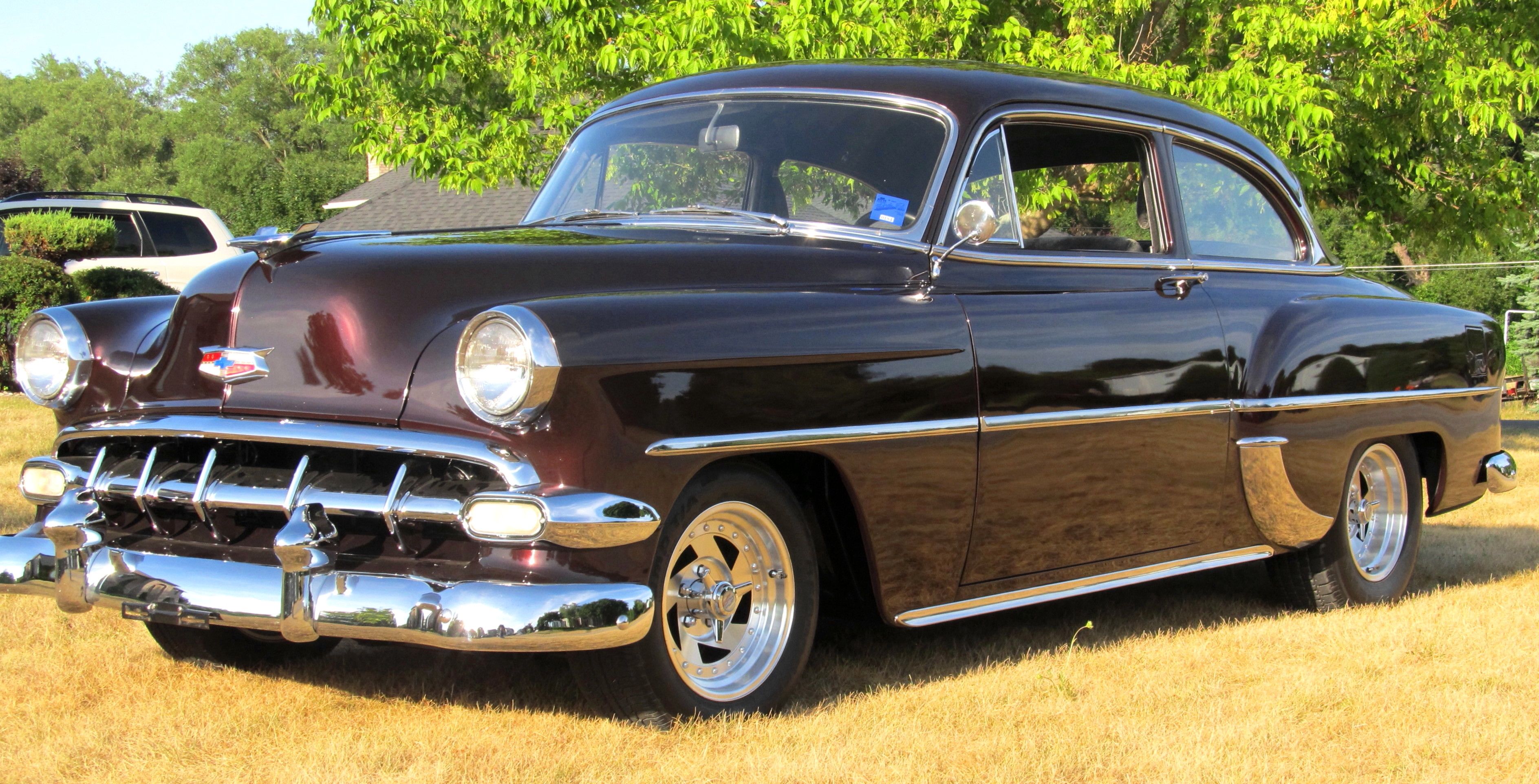 Another asfltetr 1954 Chevrolet 210 post... - 15212379