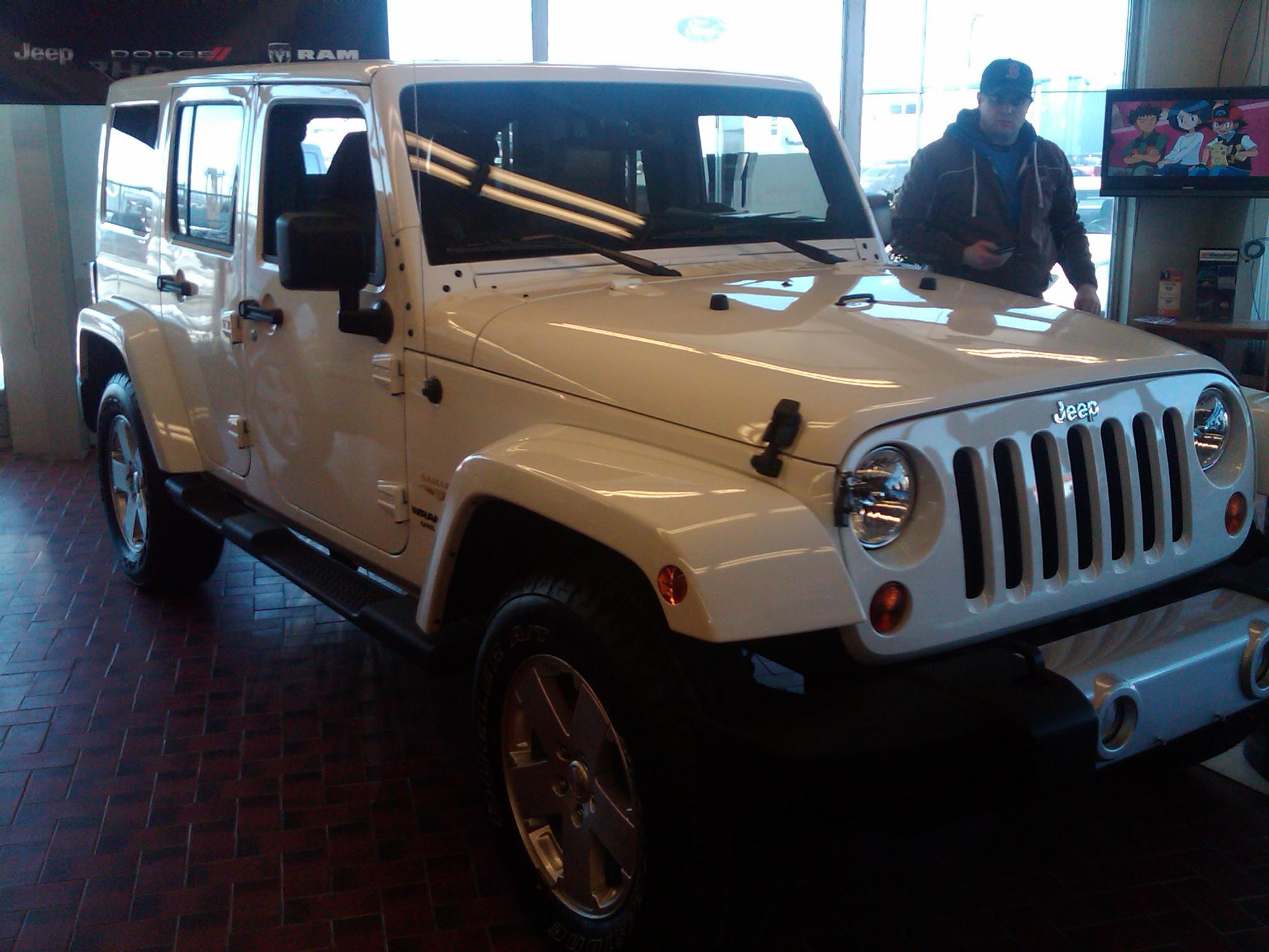 Another kabrown 2011 Jeep Wrangler post... - 15212549