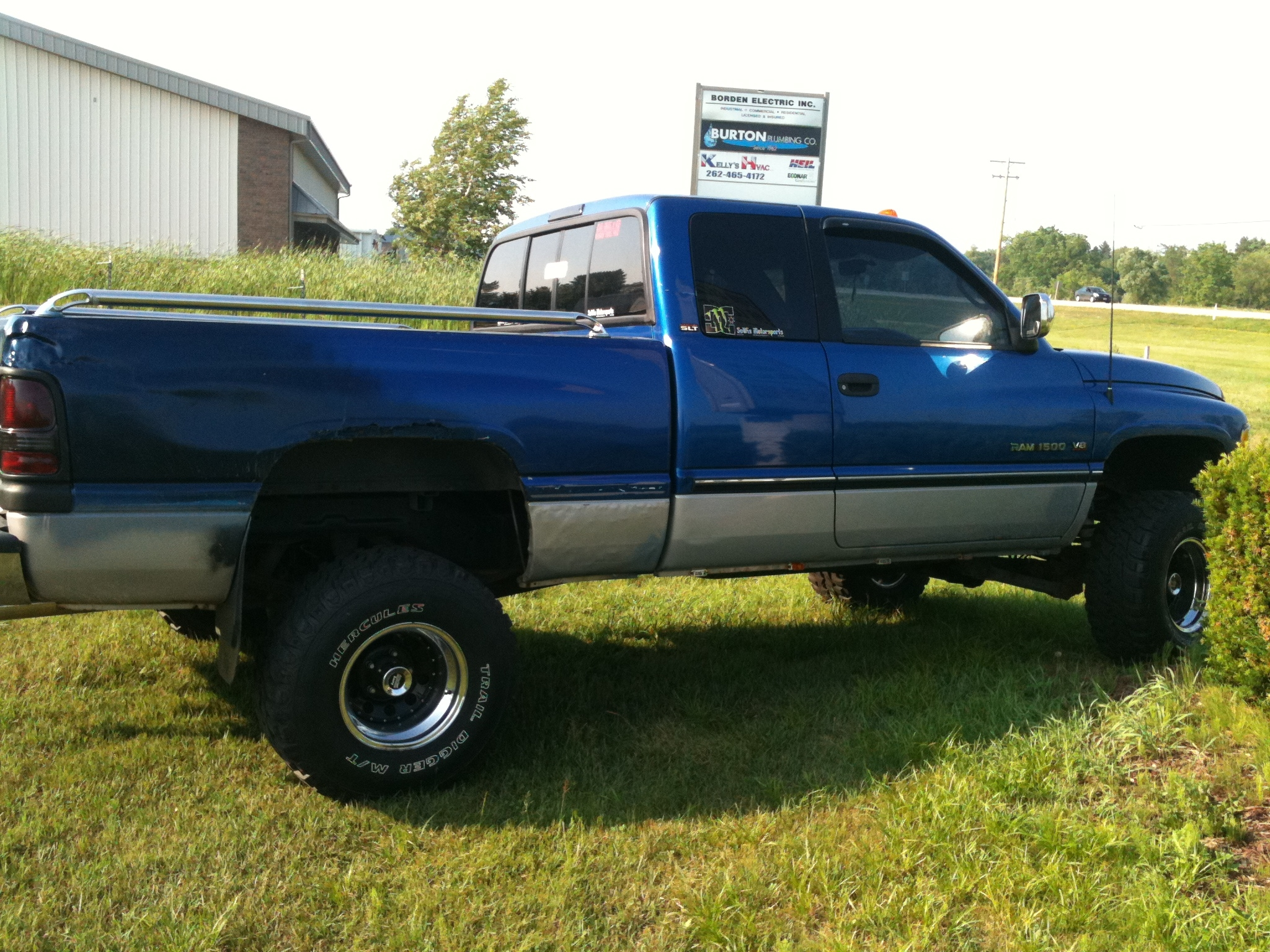 Another dales88 1997 Dodge Ram 1500 Crew Cab post... - 15212966