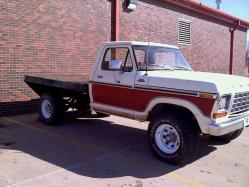 ChevyCrusher17J 1979 Ford F350 Regular Cab