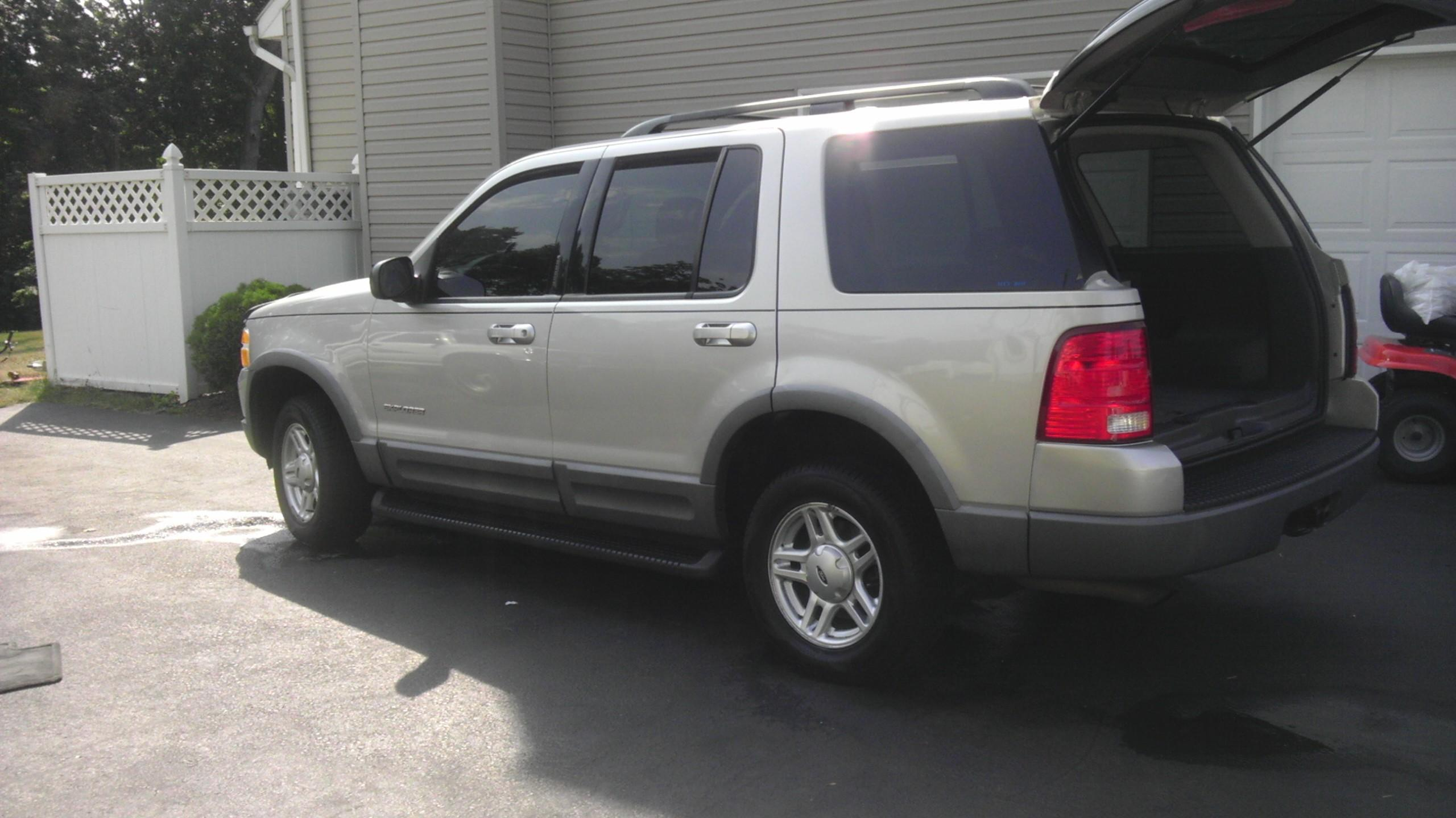 STREETDOCTOR 2002 Ford Explorer