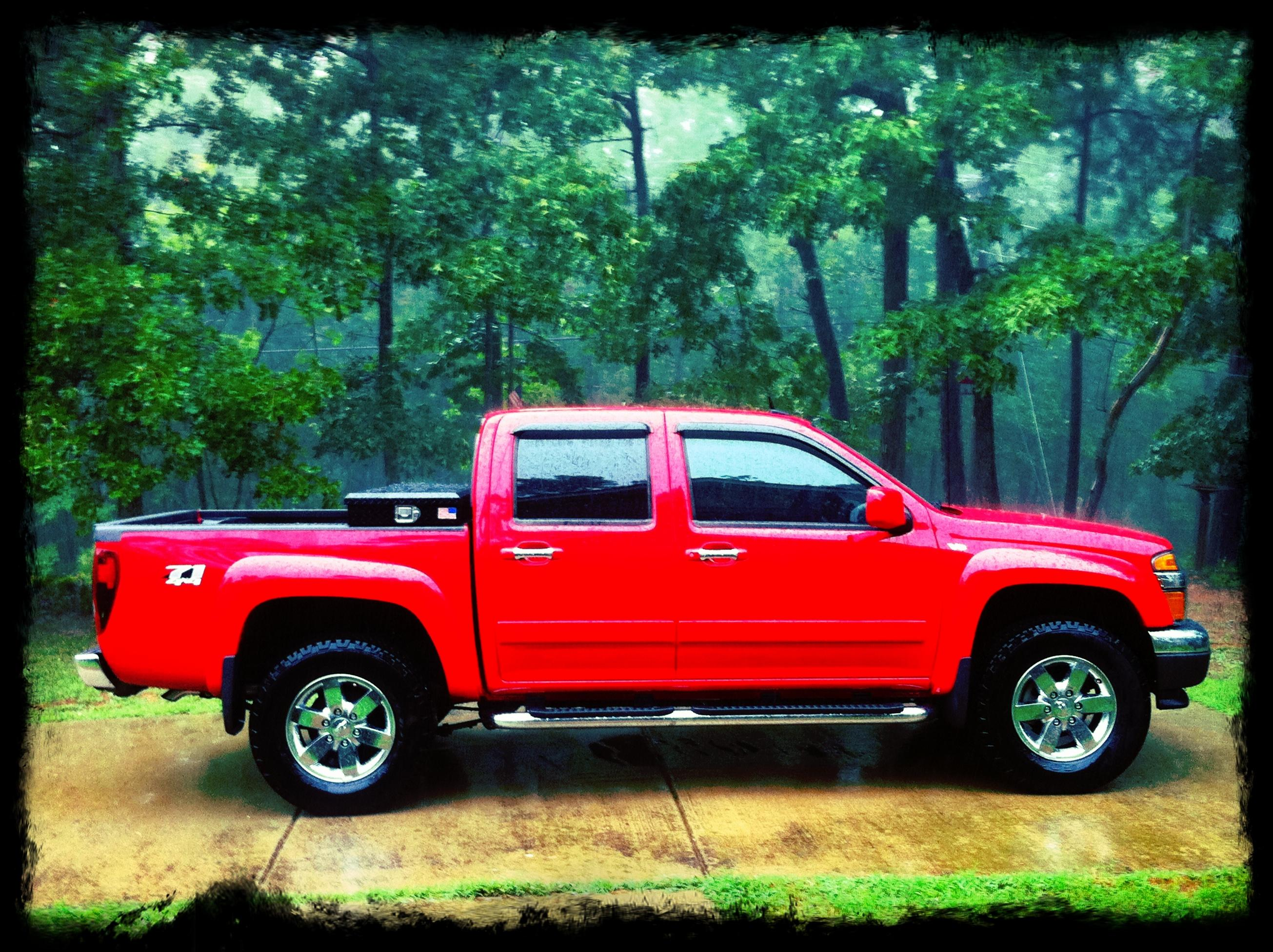 review it rsf truck full can fullsize colordo colorado chevrolet chevy steal thunder