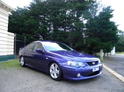 XR6 Turbo