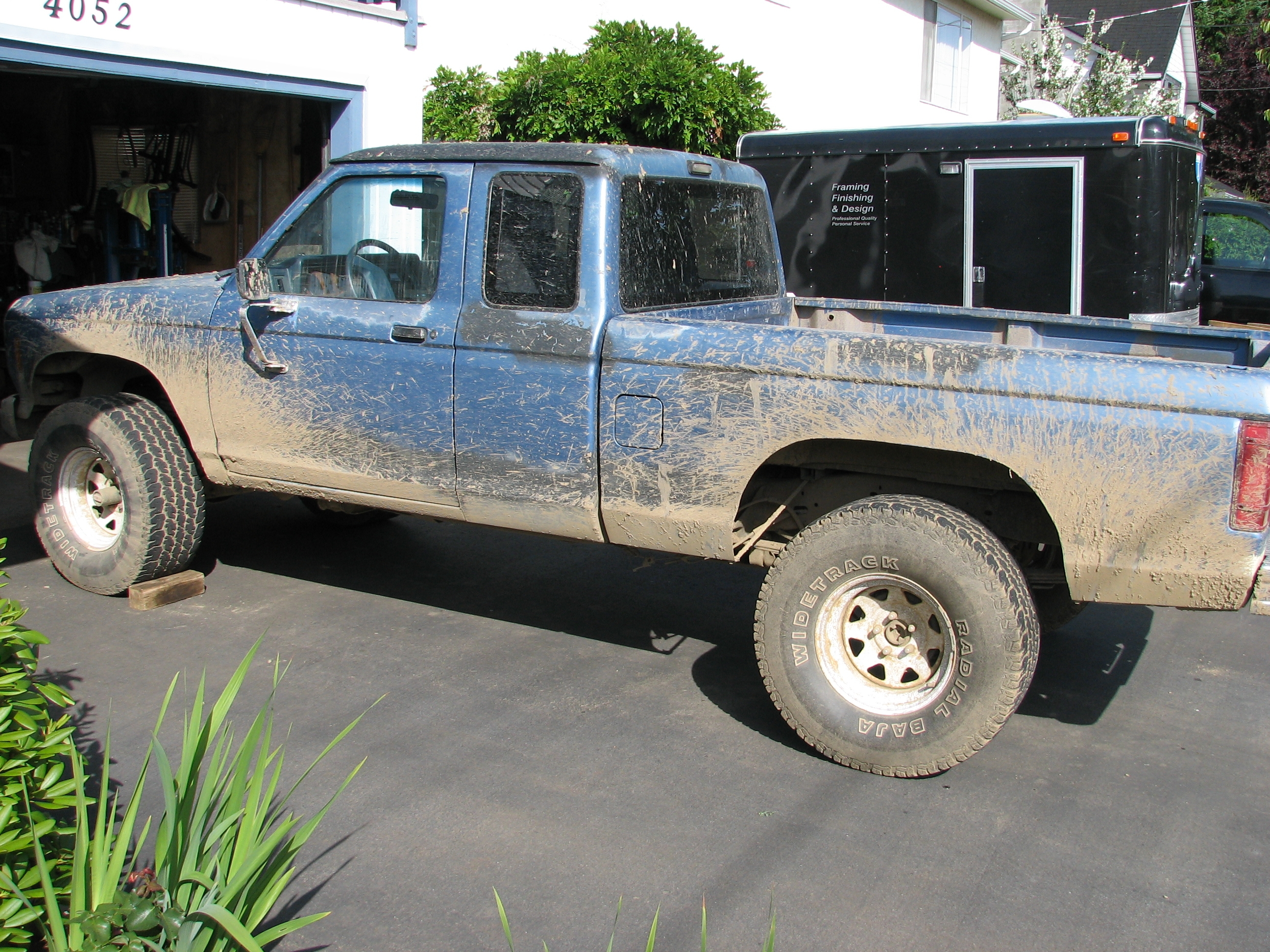 Another Trav84 1987 Ford Ranger Super Cab post... - 15213907