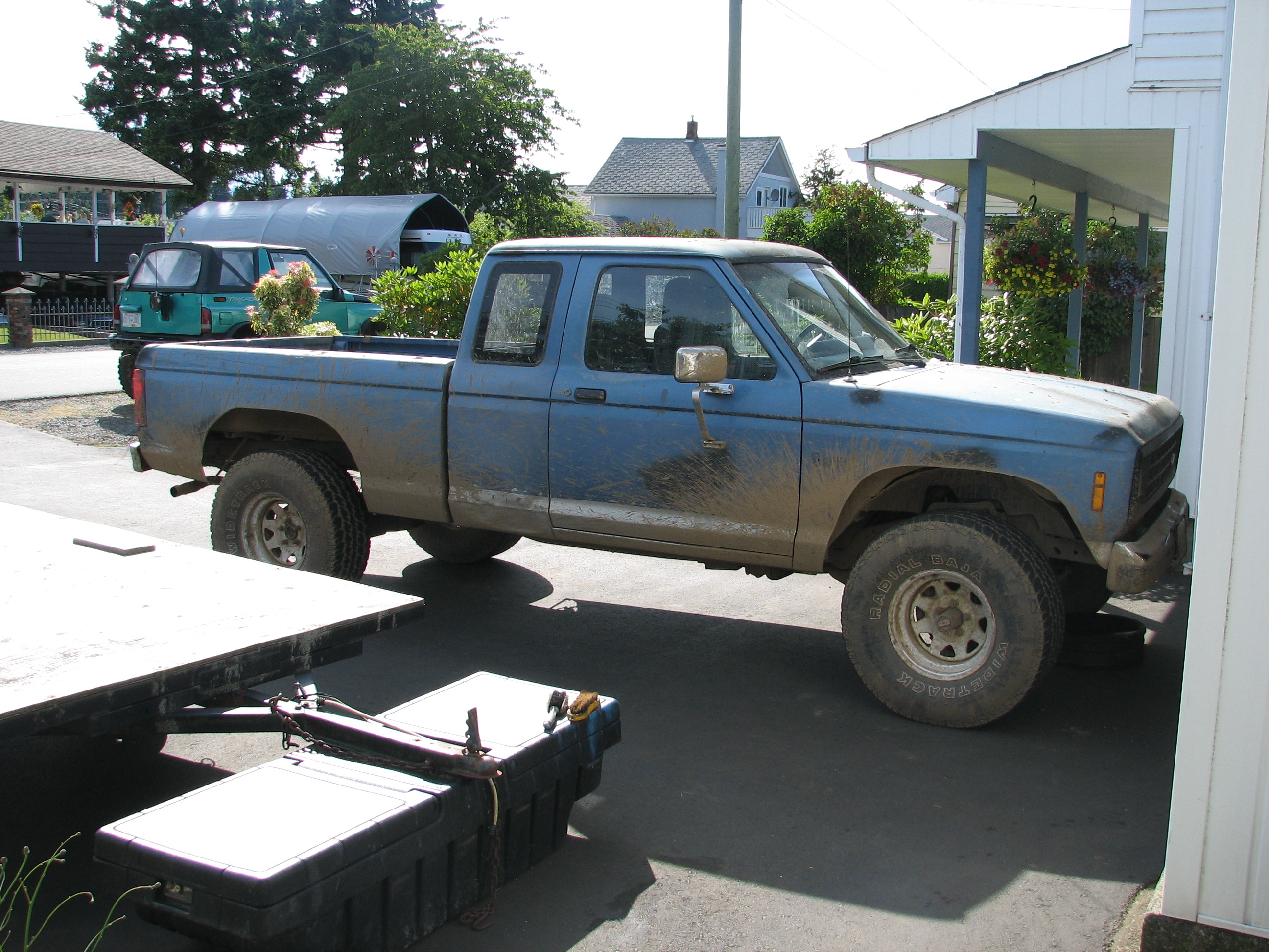 Another Trav84 1987 Ford Ranger Super Cab post... - 15213908
