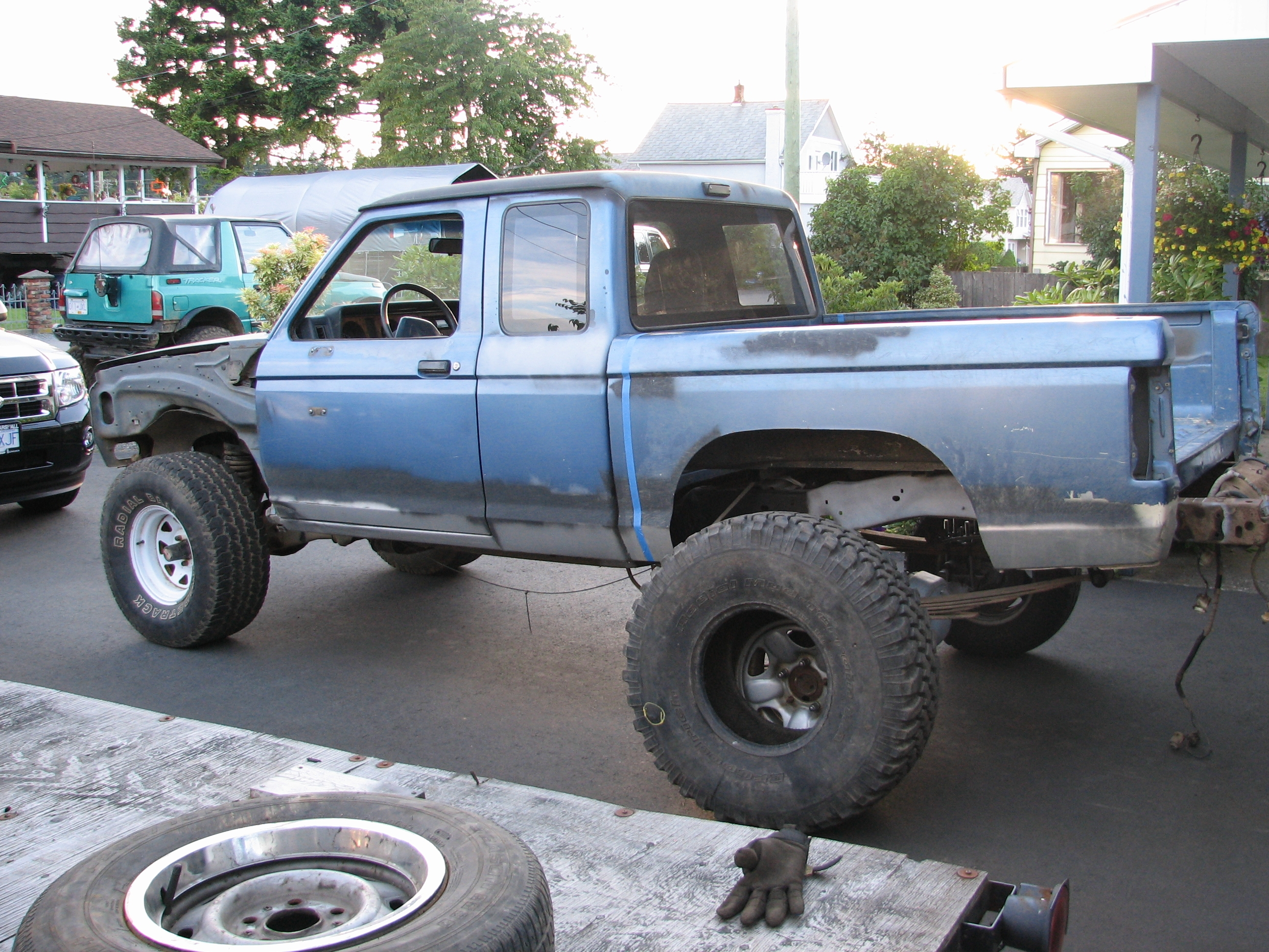 Another Trav84 1987 Ford Ranger Super Cab post... - 15213929