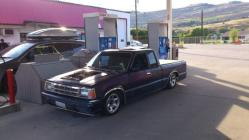 63impalaz 1992 Mazda B-Series Extended Cab