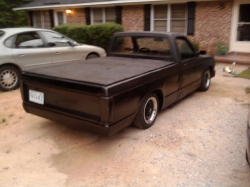 ChillinHondas 1991 Chevrolet S10 Regular Cab 