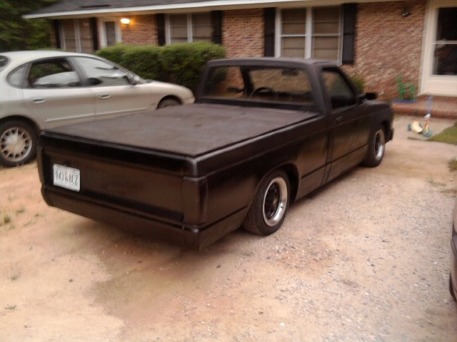 ChillinHonda 1991 Chevrolet S10 Regular Cab 15214531
