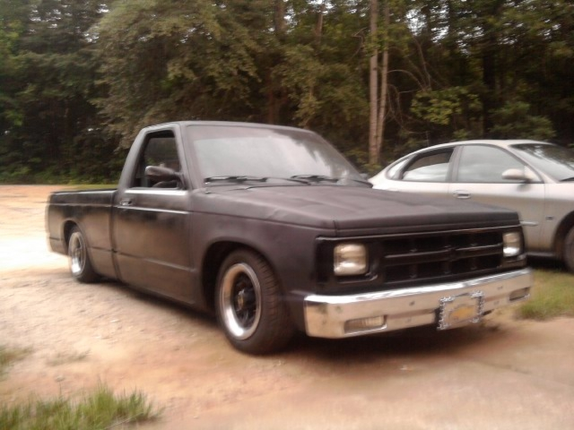 ChillinHonda's 1991 Chevrolet S10 Regular Cab