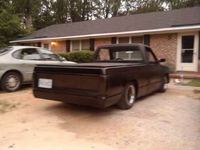 ChillinHonda 1991 Chevrolet S10 Regular Cab 15214535
