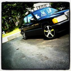 johnay 1989 Mercedes-Benz 190E