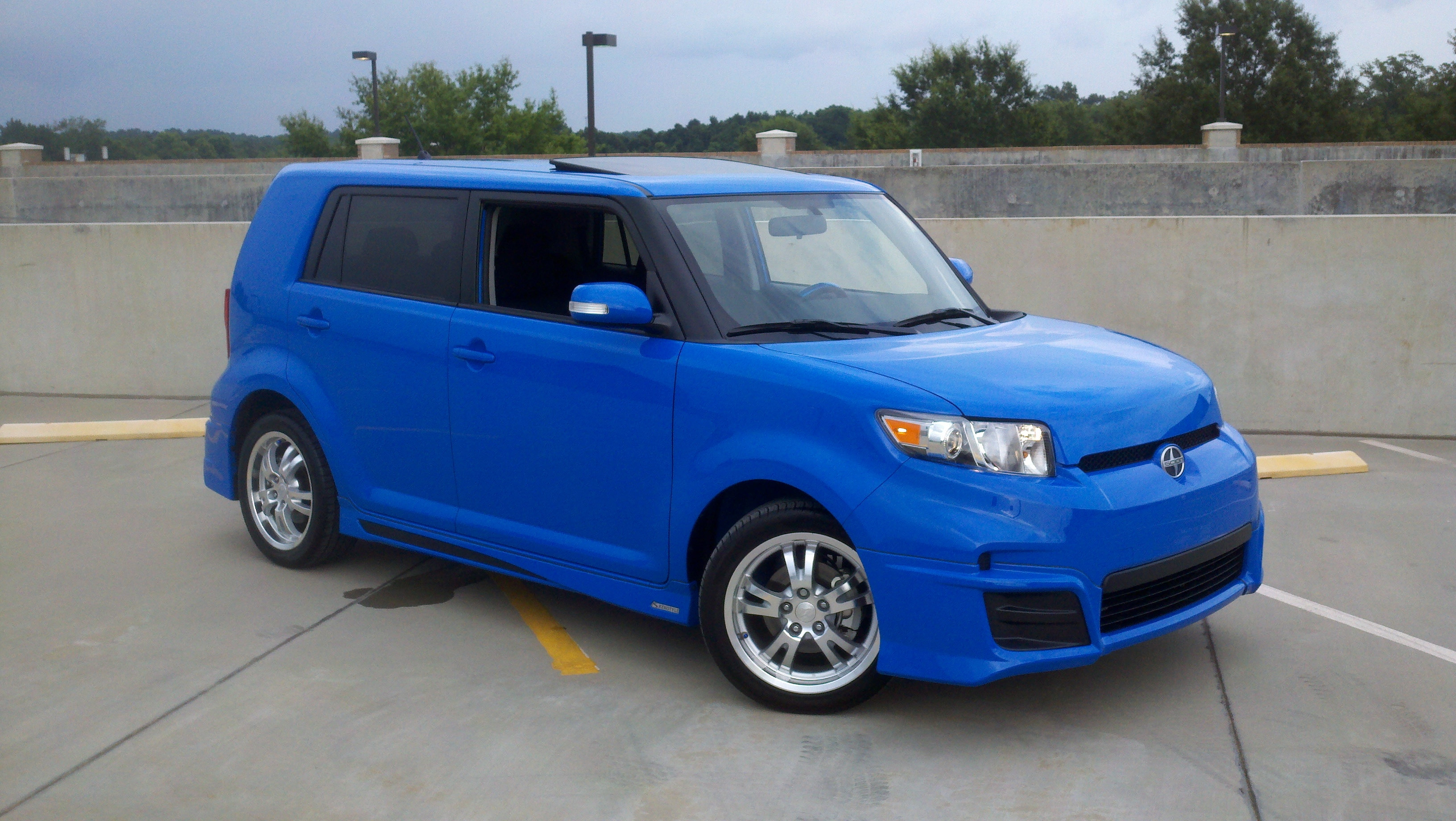 Another Caged_Freedom 2011 Scion xB post... - 15215065