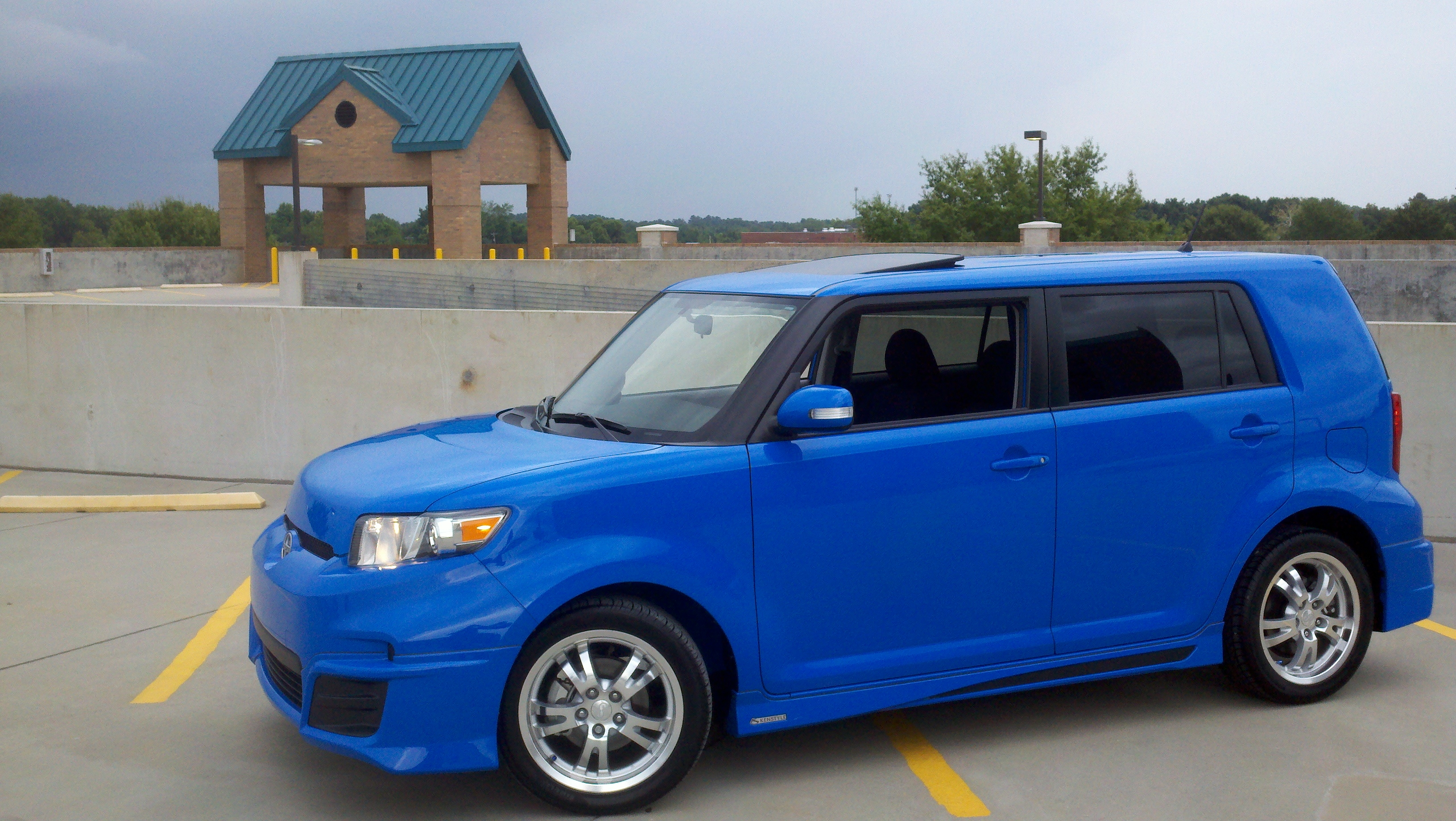 Another Caged_Freedom 2011 Scion xB post... - 15215074