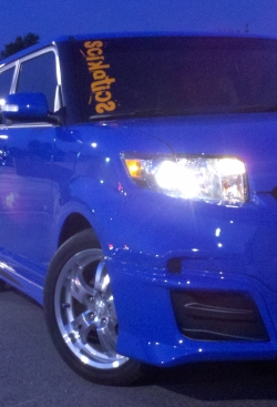 Caged_Freedoms 2011 Scion xB