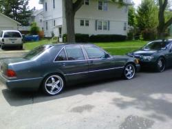 Swaggnificent23 1993 Mercedes-Benz 500SL