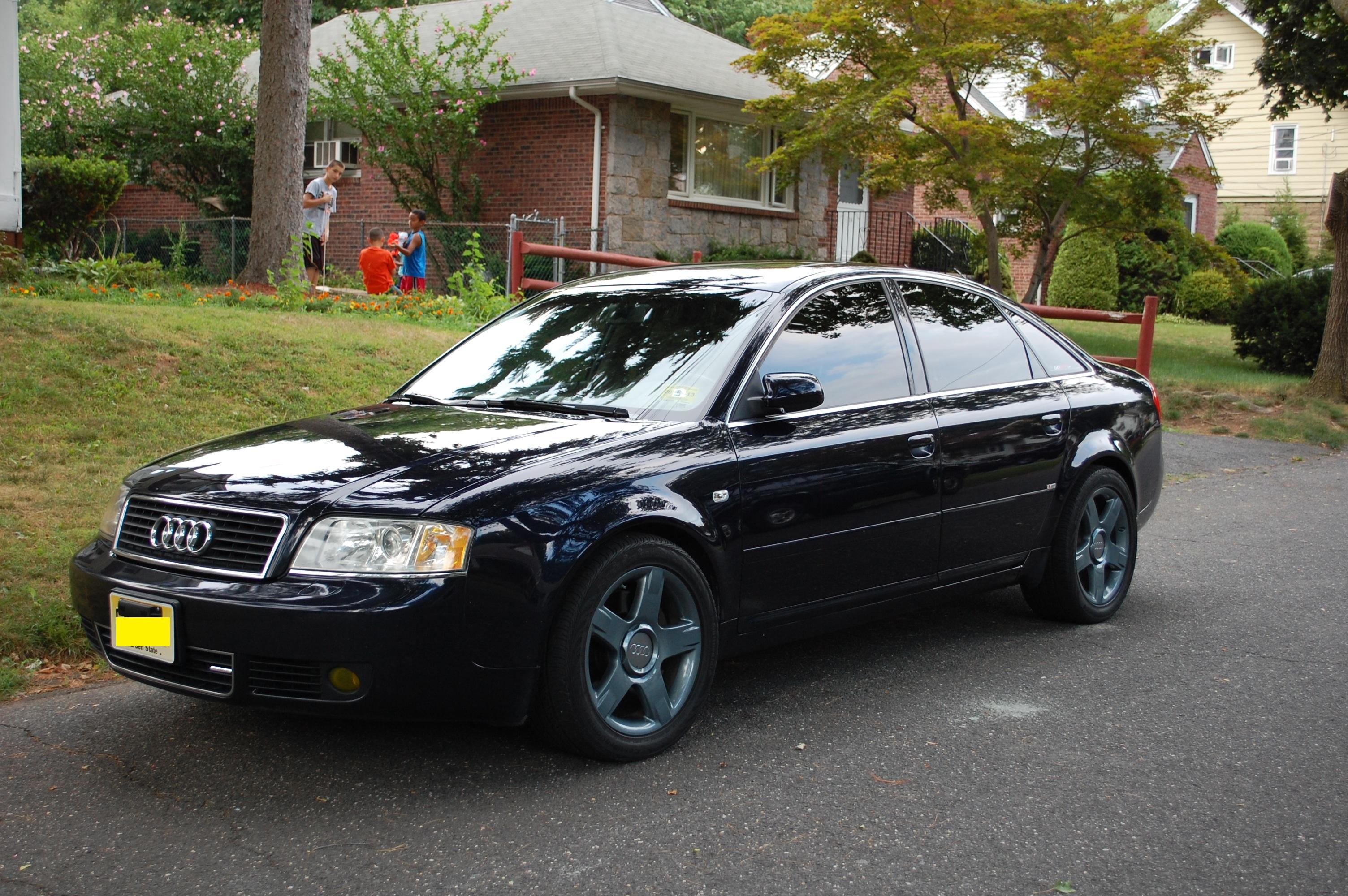 suprattengine 2003 Audi A62.7T Quattro Sedan 4D Specs, Photos ...