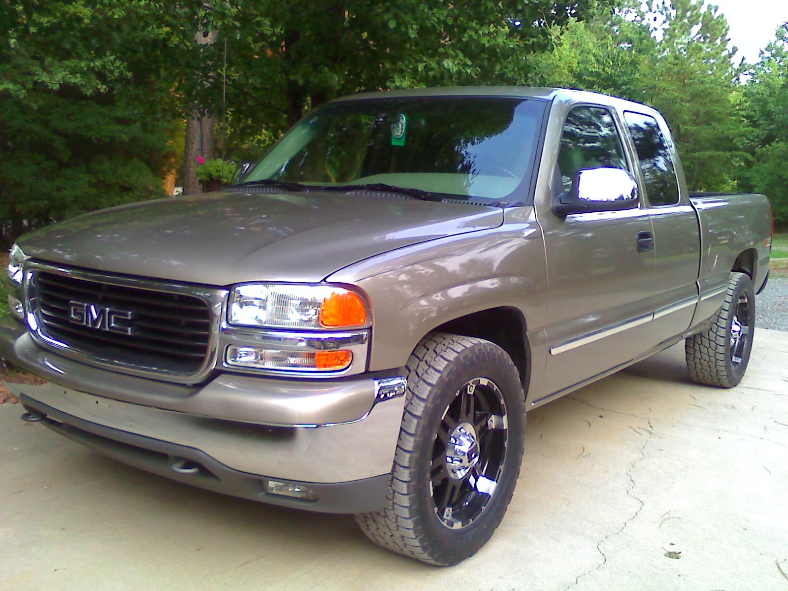 S4vill3 2002 Gmc Sierra Classic 1500 Extended Cab Specs