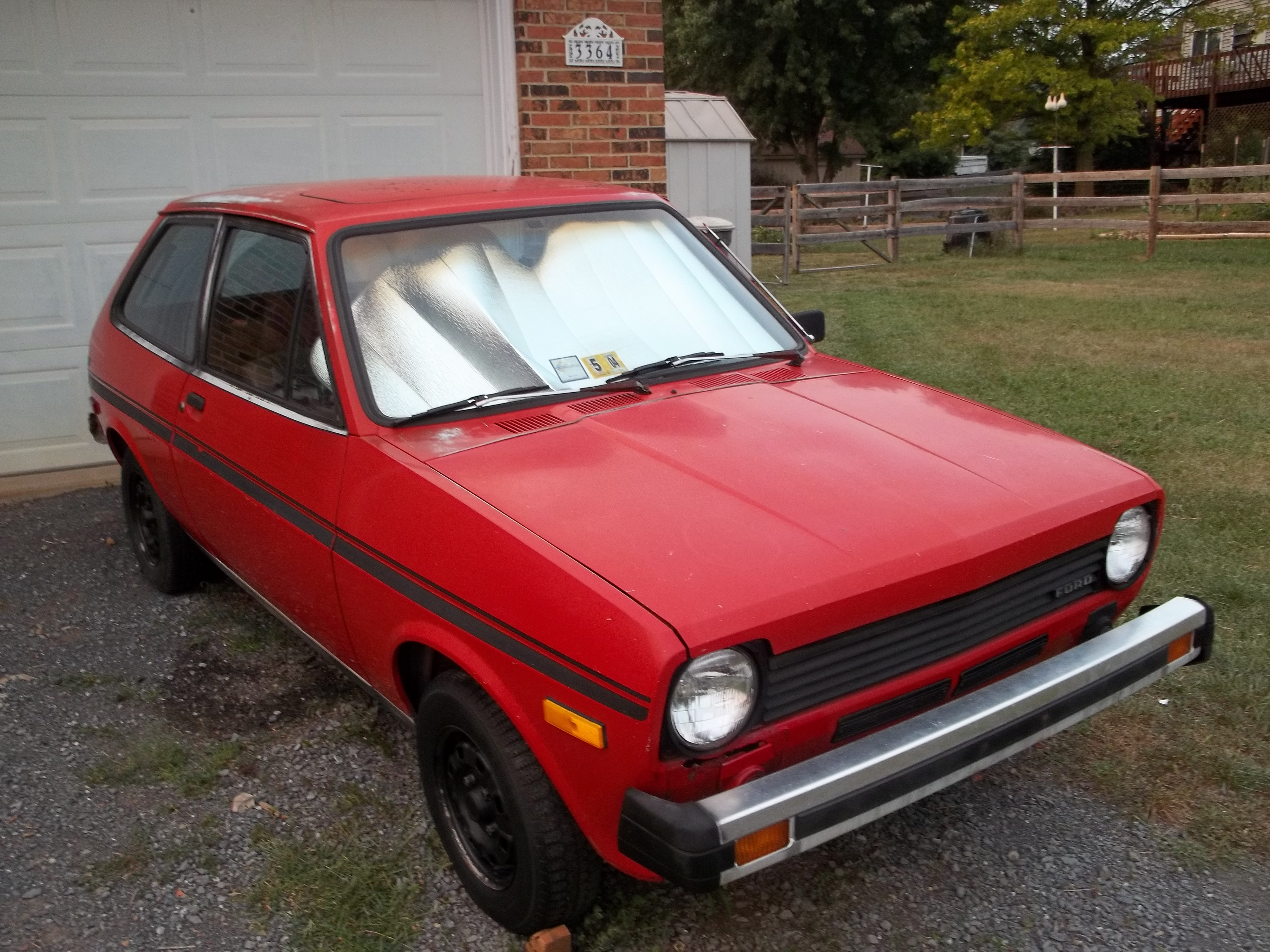 Another AMCAmbassador 1980 Ford Fiesta post... - 15805960