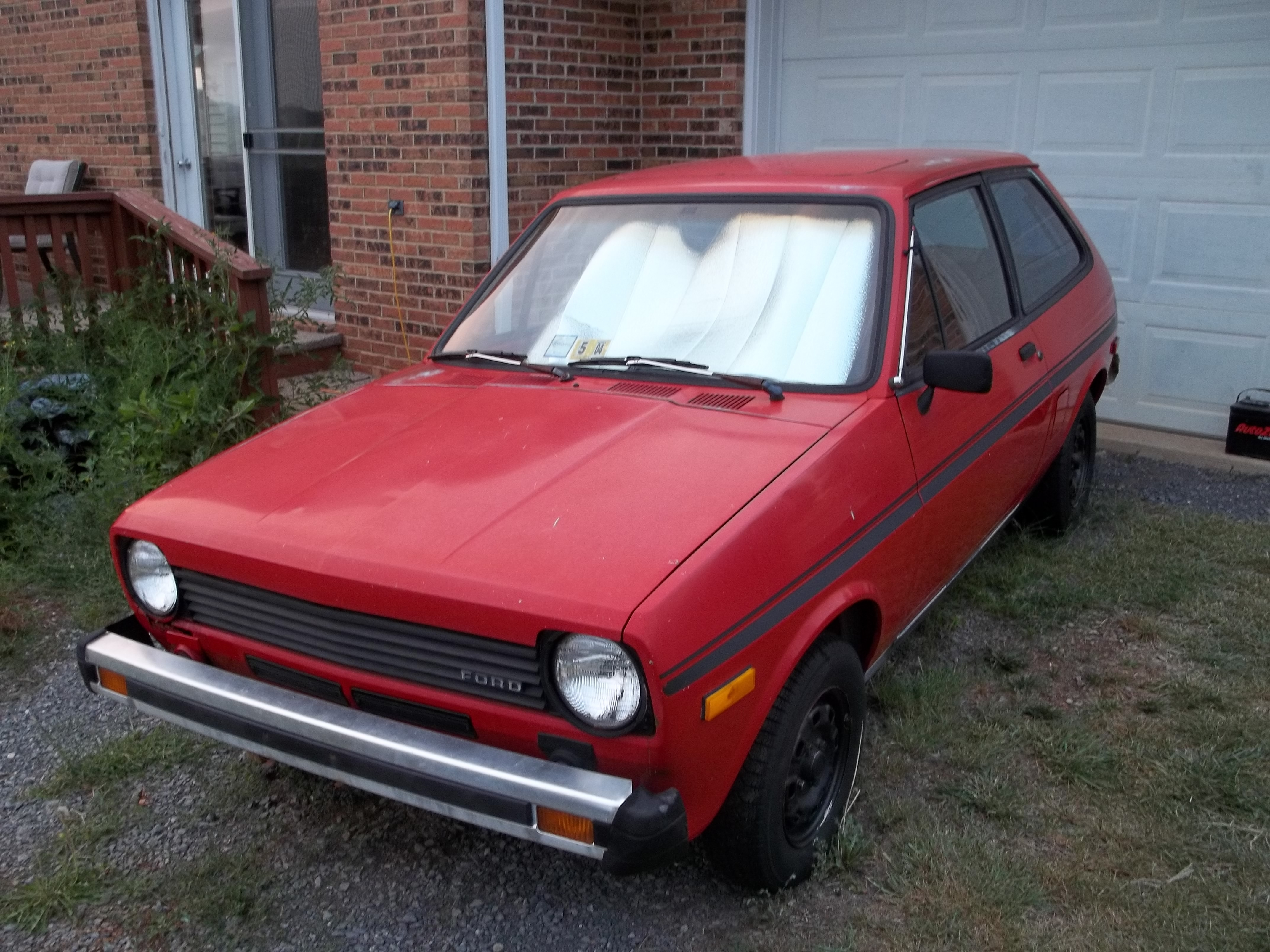 Another AMCAmbassador 1980 Ford Fiesta post... - 15805961