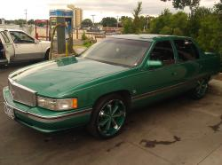 781132 1996 Cadillac Concours