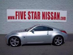 airforce102505 2007 Nissan 350Z